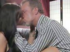 Milf India Summer Throats And Rides Cock On Couch