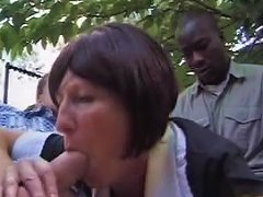 French Older Maid Acquire Drilled By Two Biggest Dicks Part 1 Upornia Com