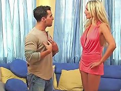 Big Tits Step Mom Diana Doll Gives Titjob Hot Tender Step Son