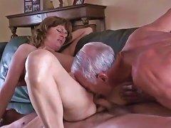 Amateur Mature Cuckold Three