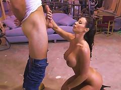 Fantastic Rear Banging With Busty Brunette Mom Kendra Lust