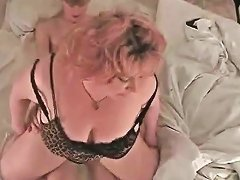 Wake Up His Aunty By Playing With Her Fat Pussy Drtuber