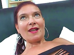 Big Titted Amateur French Mom Analized And Double
