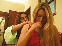 Ana Paula Melo Cristina Junior Portuguese Jealous