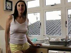 British Stocking Milfs Lezzing Up