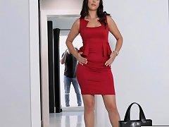 Anna Morna Sucked And Fucked Intruders Extra Thick Cock Nuvid