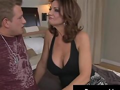 Southern Mother Deauxma Blows Bangs Young Friend's Dick