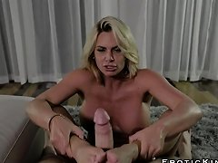 Phoenix Marie Gives Footjob While Her Husband Watching Nuvid