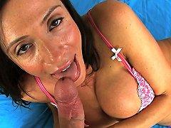 Impressive Babe In Hot Pov