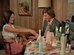 Busty Milf Seduced By A Traveling Salesman 1970s Vintage