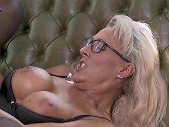 German Bbw Milf Wants Young Cock
