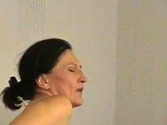 Amateur German Milf Ride On Dick