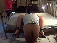 Alternative View Of The Whore Used By Balaclava Man