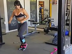 Yes Fitness Hot Ass Hot Cameltoe 134