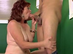 Young Meat For Horny Granny 9 B R