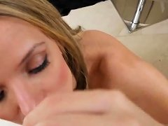 Milf Seduces Blonde Teen Hd And Riding Dildo At Home Drtuber