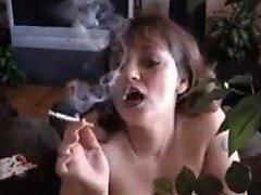 Smoking Doggystyle Fuck