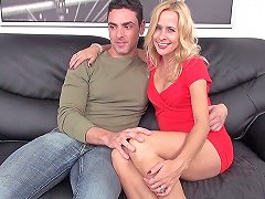 Milf Payton Leigh Blows Him And Bangs With Wild Passion